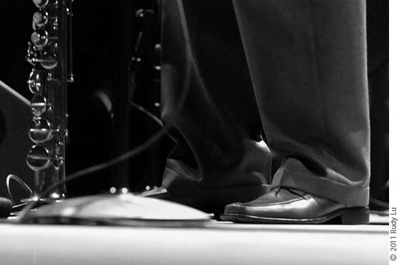 Parade of Shoes: Jimmy Heath