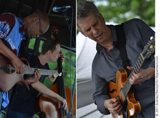 Lionel Loueke Trio and Steve Cardenas