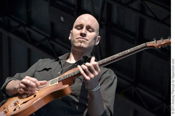 Vertical Horizon's Matt Scannell