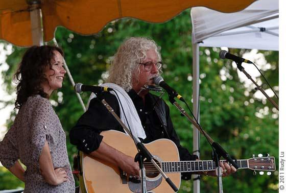 Sara Lee & Arlo Guthrie