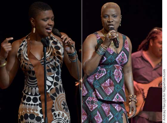 Sing The Truth: Lizz Wright and Angelique Kidjo