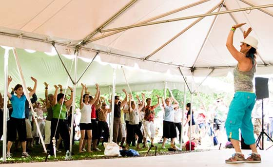 Community Dance Day @ Jacob's Pillow