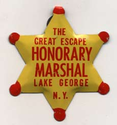 The Great Escape Honorary Marshall