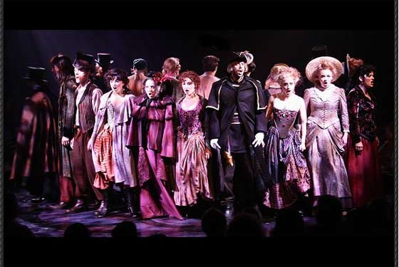 Jekyll and Hyde @ Mac-Haydn Theatre