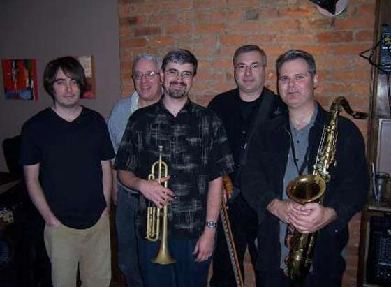 The Terry Gordon Quintet