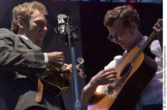 Chris Thile and Michael Davis