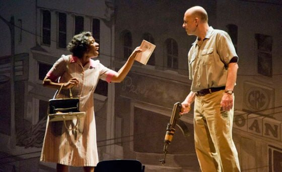 The Best of Enemies @ Barrington Stage Company