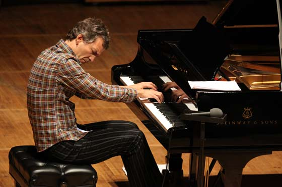 Brad Mehldau (photo by Hilary Scott)