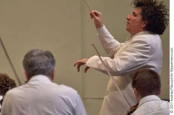 Conductor Giancarlo Guerrero