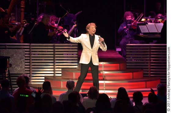 Barry Manilow @ SPAC