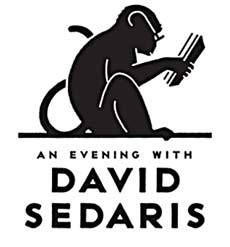 David Sedaris @ The Colonial Theatre