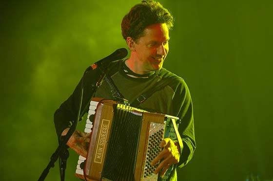 John Linnell (photo by Carl Lender)