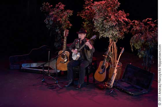 Roger McGuinn performing @ The Egg in Albany