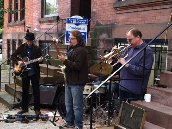 TN3 @ LarkFest 2011 (photo by Tim Livingston)