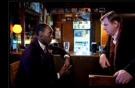 "Don Cheadle, left, and Brendan Gleeson star in ""The Guard"""