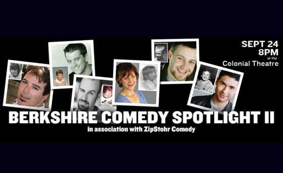 Berkshire Comedy Spotlight II