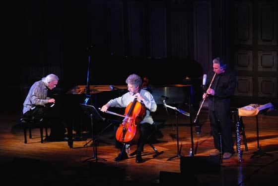 The David Lanz Trio