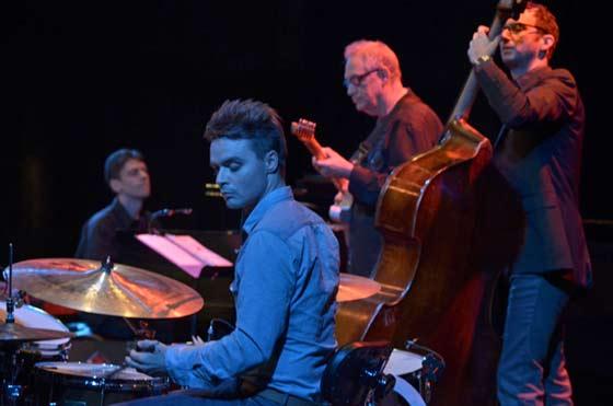 Madeline Peyroux's Band