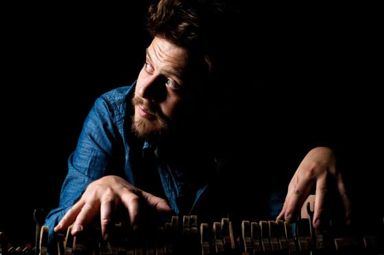 Marco Benevento (photo by Michael Weintrob)