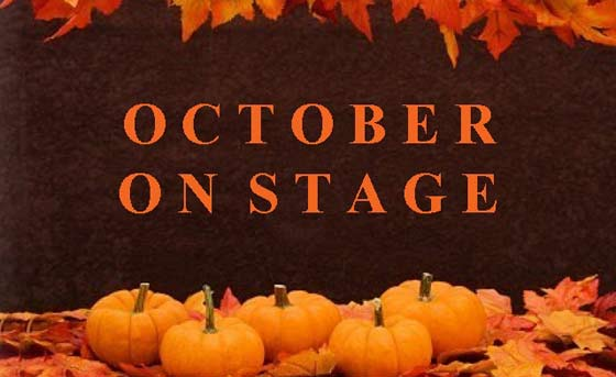 Berkshire on Stage: October On Stage