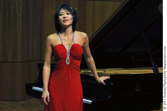 Yuja Wang