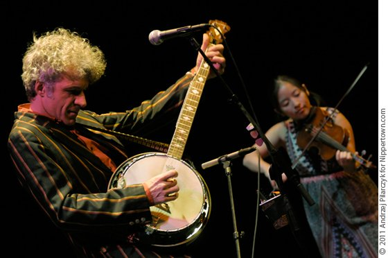 Dan Zanes and Elena Moon Park