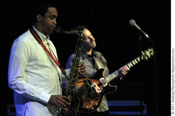Javon Jackson and David Gilmore