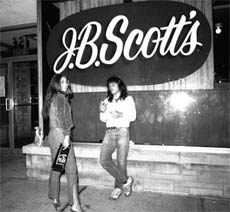 J.B. Scott's, Central Avenue, Albany (photo by Richard Schoenberg)