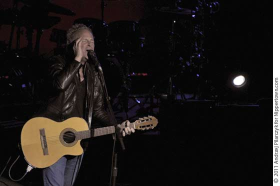 Lindsey Buckingham @ The Egg, Albany (photo by Andrzej Pilarczyk)