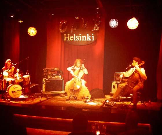 Rasputina @ Helsinki Hudson 10/27