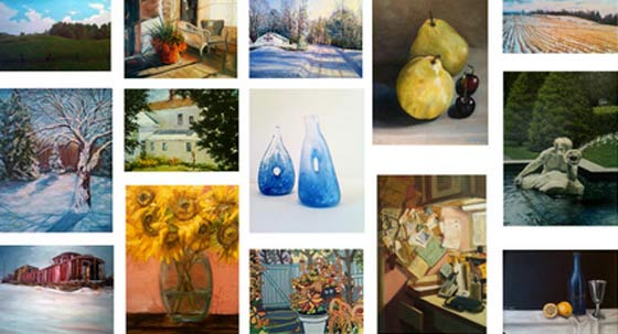 The Annual Members Show @ Saratoga Arts Center