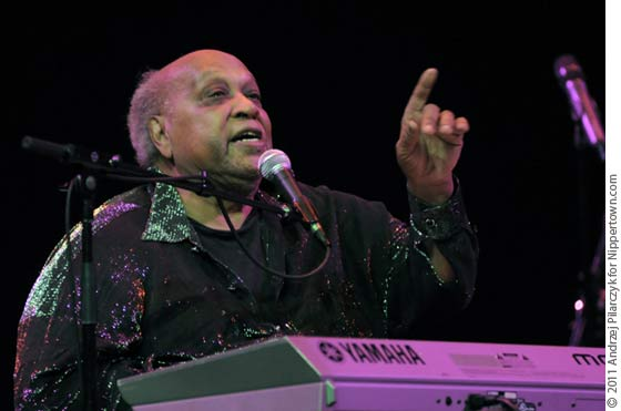 The legendary Les McCann