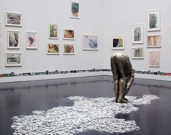 Kiki Smith: I Myself Have Seen It @ The Tang Teaching Museum