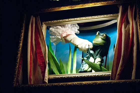 Ed Atkeson's Firlefanz Puppets: The Frog Prince