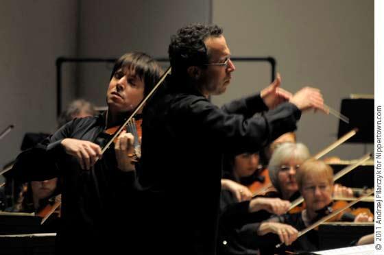 Joshua Bell and David Alan Miller