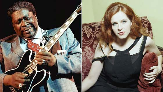 B.B. King and Neko Case