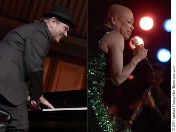 Dee Dee Bridgewater @ Troy Savings Bank Music Hall