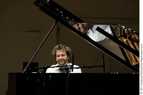 Taylor Eigsti @ The Zankel Music Center, Saratoga Springs (photo by Andrzej Pilarczyk)
