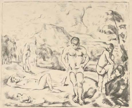 Paul Cézanne: The Large Bathers @ The Clark