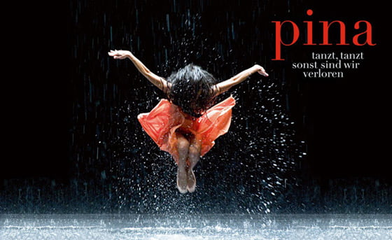 """Pina,"" a film by Wim Wenders"