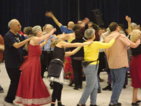 25th Annual Dance Flurry Festival @ Saratoga City Center (and other places), 2/19/12