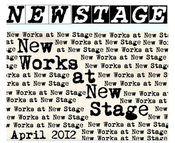 New Works at New Stage
