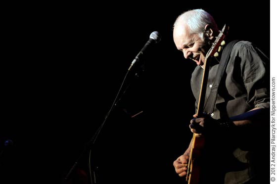 Peter Frampton @ The Palace Theatre, 2/10/12