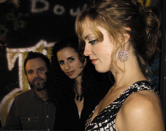 The Hanneke Cassel Trio