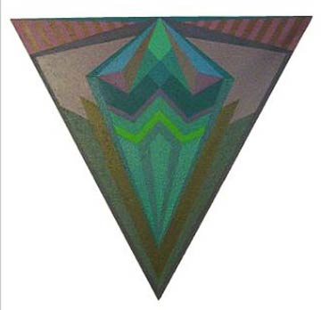 Willie Marlowe: Diamond Origami @ Martinez Gallery