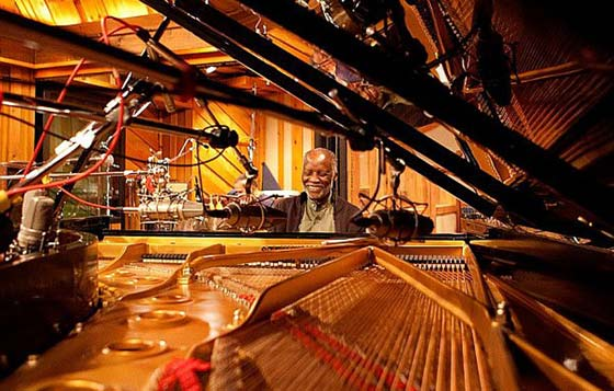 Ahmad Jamal Comes to the Colonial Theatre on March 31, 2012.