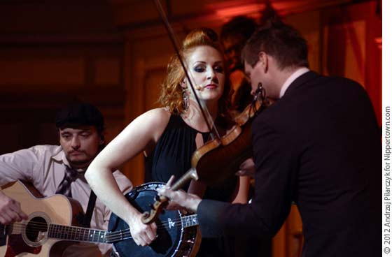 Celtic Crossroads @ Troy Savings Bank  Music Hall, 3/7/12