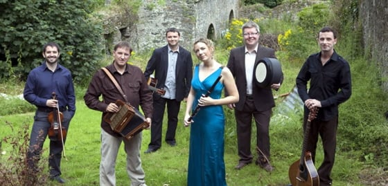 From historic County Waterford, Danú is one of the leading traditional Irish ensembles of today