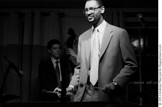 Will Goble and Jason Marsalis