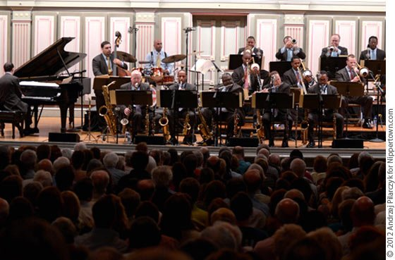 Jazz at Lincoln Center Orchestra with Wynton Marsalis @ Troy Savings Bank Music Hall, 3/19/12
